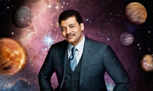 Neil deGrasse Tyson in Cosmos: a Spacetime Odyssey.