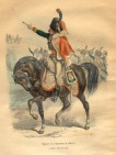 Napoleon_Chasseur_from_Guard_by_Bellange